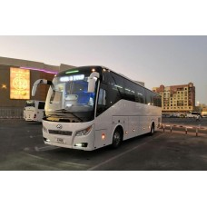 DXB AIRPORT to BAB AL SHAMS HOTEL - 33 Seater