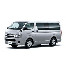 DXB AIRPORT to DXB( BUR DUBAI /DIERA)HOTELS - Toyota Hiace- 15 Seater